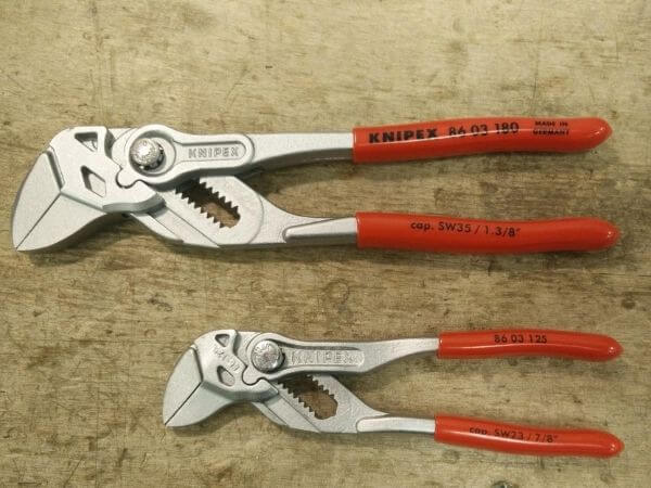 pliers wrench and why you need them